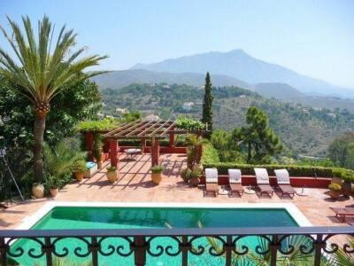 Bild: 7 rum villa på Villa, Marbella - Benahavis - El Madronal - Costa del Sol, ES, Spanien El Madronal