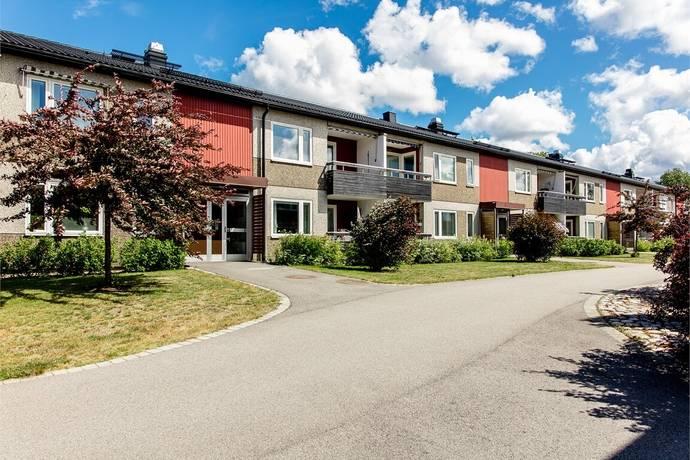 Bild: 2 rum bostadsrätt på Fyllerydsvägen 42A, Växjö kommun Sandsbro