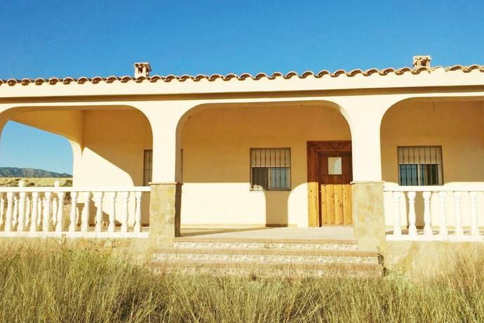 Bild: 4 rum villa på VILLA PÅ LANDET, Spanien MONOVAR