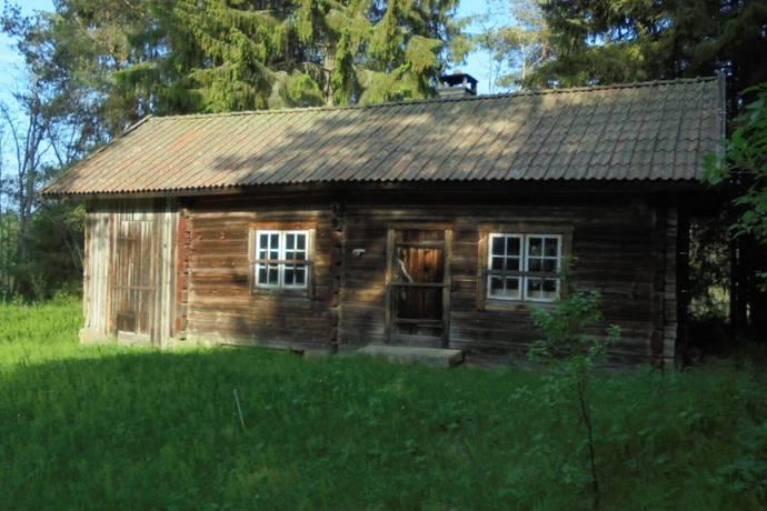Bild: 2 rum fritidshus på Hjulbäcksbodarna, Vansbro kommun