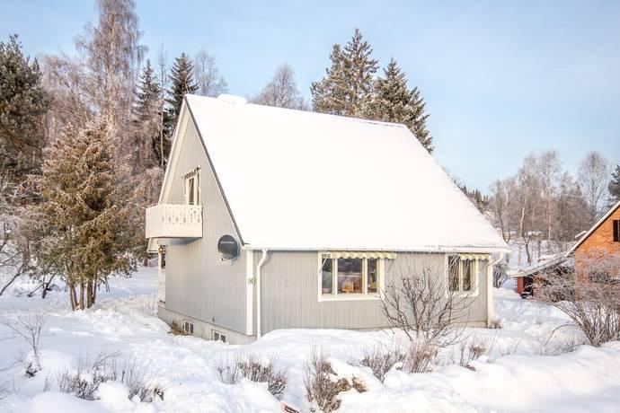 Bild: 4 rum villa på Mällbyvägen 10, Kramfors kommun