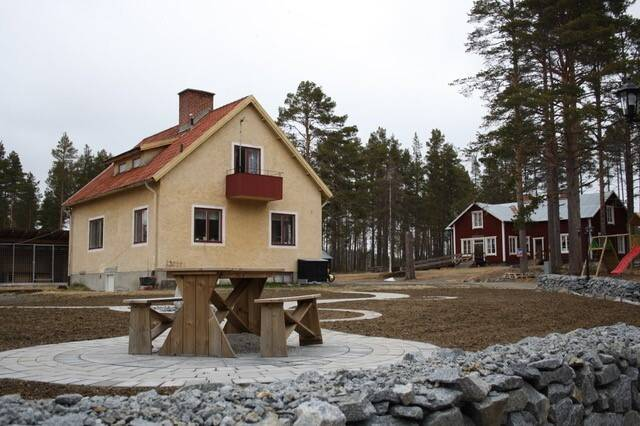 Bild: 5 rum villa på Borgsjö  360, Åsele kommun Borgsjö