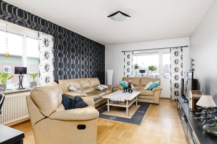 Bild: 2 rum bostadsrätt på Lundbygatan 5 C, Mjölby kommun Lundby