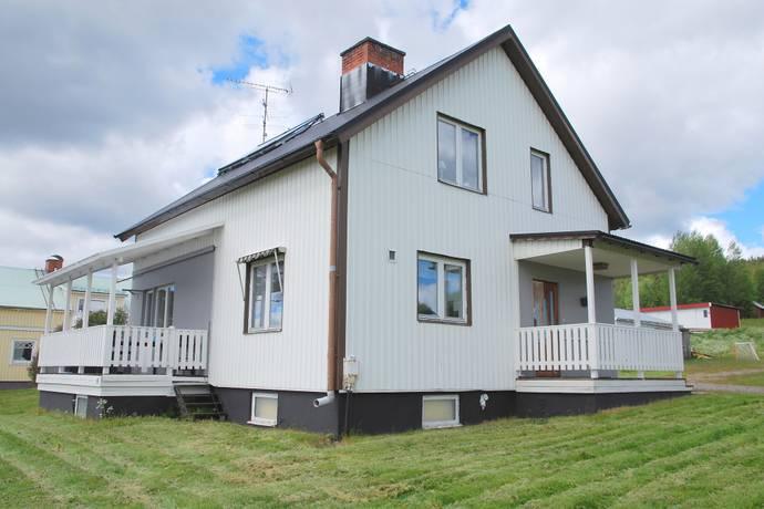Bild: 4 rum villa på Storgatan 111, Arvidsjaurs kommun