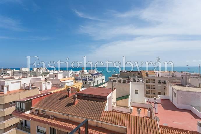 Bild: 4 rum bostadsrätt på Fin taklägenhet i stan!, Spanien Torrevieja | Costa Blanca