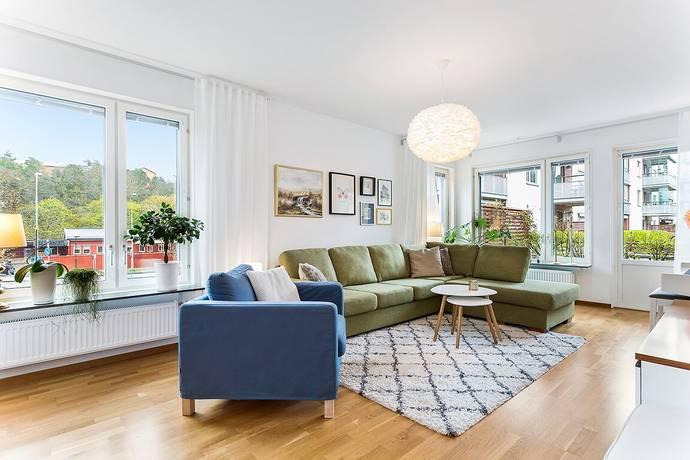 Bild: 4 rum bostadsrätt på Västertorpsvägen 1, Stockholms kommun Västertorp