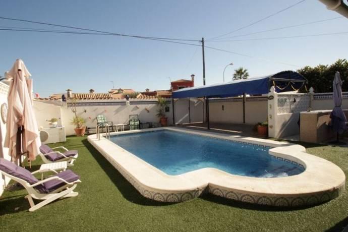 Bild: 3 rum villa, Spanien El Chaparral