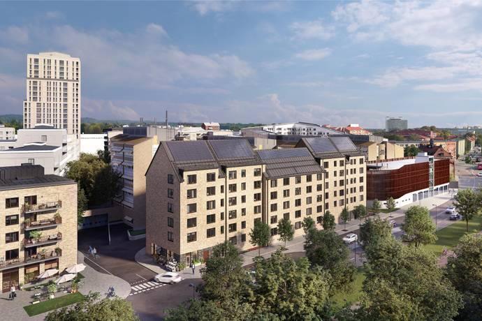 Bild från Älvsjöstaden - Älvsjö Loft 2