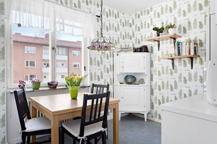 Bild: 3 rum bostadsrätt på Fyrskeppsvägen 108, 2 tr, Stockholms kommun Kärrtorp