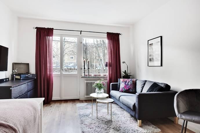 Bild: 1 rum bostadsrätt på Fyrskeppsvägen 96, Stockholms kommun Kärrtorp