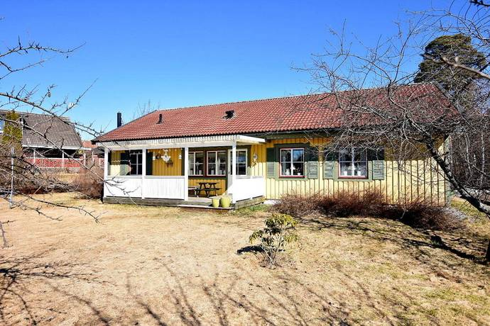 Bild: 5 rum villa på Barrstigen 4, Söderhamns kommun Ljusne
