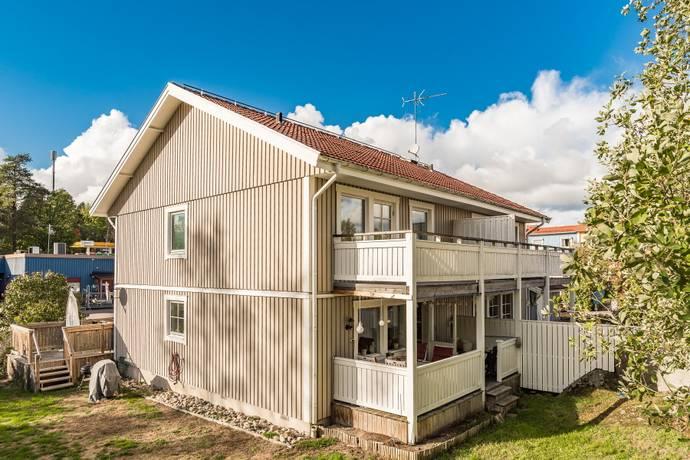 Bild: 5 rum radhus på Västra Basvägen 5, Finspångs kommun Svälthagen