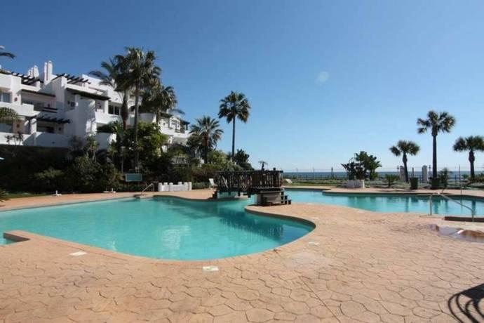 Bild: 4 rum bostadsrätt på Costa del Sol, Puerto Banús, Spanien