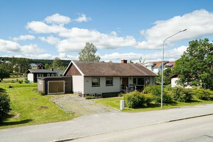 Bild: 5 rum villa på Köpmangatan 64, Örnsköldsviks kommun Bredbyn