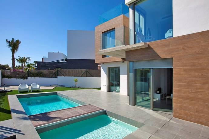 Bild: 4 rum villa på Nya lyxiga och moderna villor nära golf!, Spanien