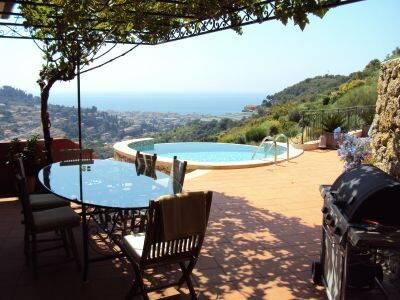 Bild: 320 m² villa på Bordighera, Italien Bordighera, Imperia