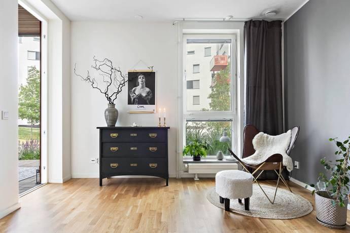 Bild: 2 rum bostadsrätt på Annedalsvägen 59 - Accepterat pris , Stockholms kommun Bromma / Annedal