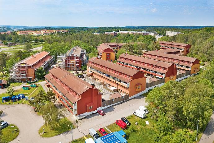 Bild: 5 rum bostadsrätt på Vindfällegatan 5, Uddevalla kommun