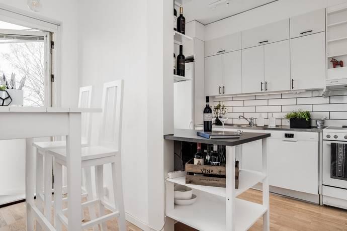 Bild: 1,5 rum bostadsrätt på Lövstagatan 46D, Örebro kommun Centralt Väster