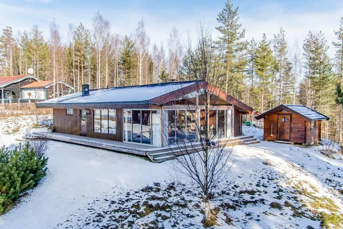 Bild: 3 rum villa på Golfbanevägen 16, Smedjebackens kommun LUDVIKA