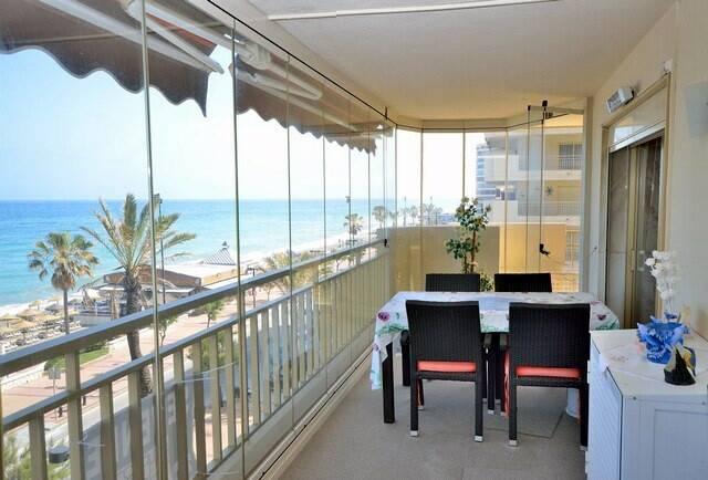 Bild: 4 rum bostadsrätt på FUENGIROLA-Lägenhet i populära föreningen Doña Sofia, Spanien Fuengirola