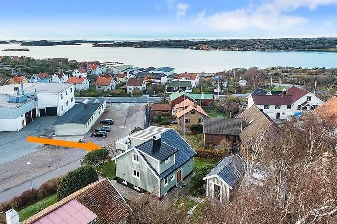 Bild: 6 rum villa på Fabriksgatan 5, Sotenäs kommun Bovallstrand