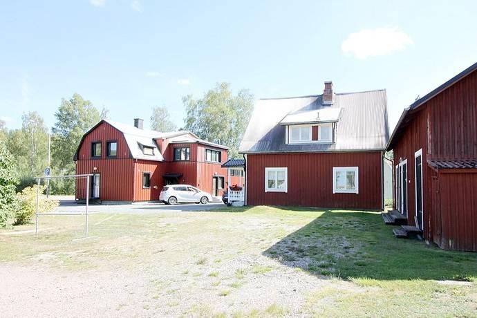 Bild: 7 rum villa på Bergslagsgatan 77, Filipstads kommun Lesjöfors