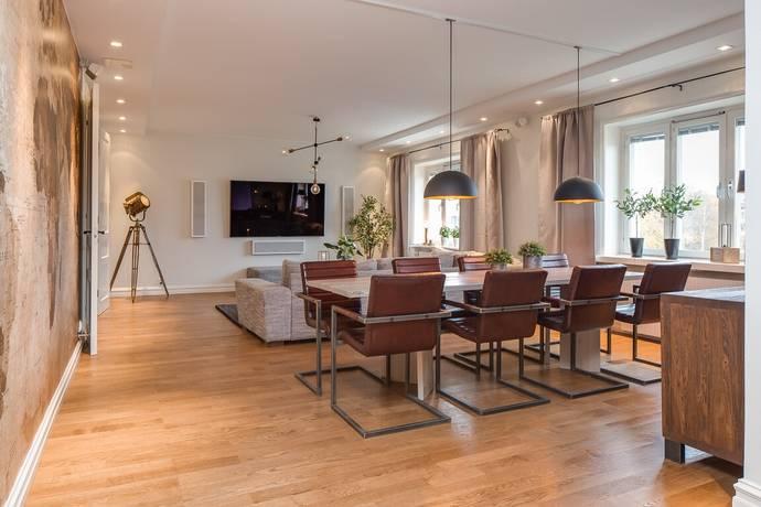 Bild: 3 rum bostadsrätt på Nedre Hantverksgatan 4 A, Östersunds kommun Centralt