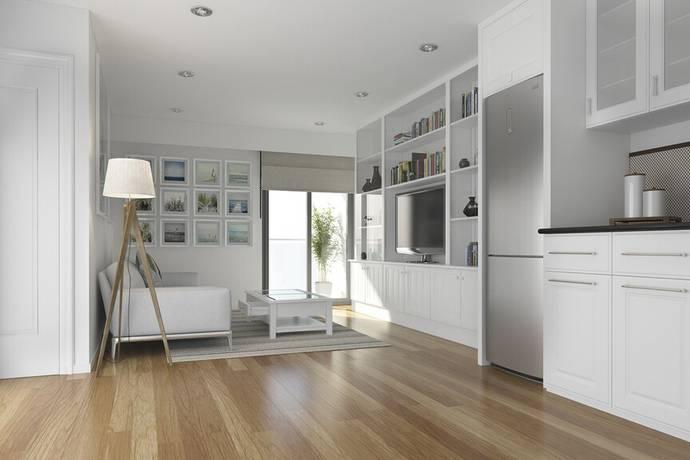 Bild: 2 rum bostadsrätt på Nyproduktion vid strandpromenaden i Fuengirola, Spanien Fuengirola