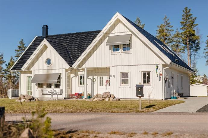 Bild: 6 rum villa på Tärngatan 6, Kristinehamns kommun Sörkastet
