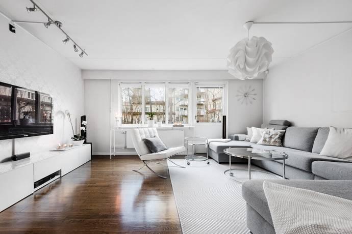 Bild: 4 rum bostadsrätt på Sten Bergmans väg 17, Stockholms kommun Hammarbyhöjden