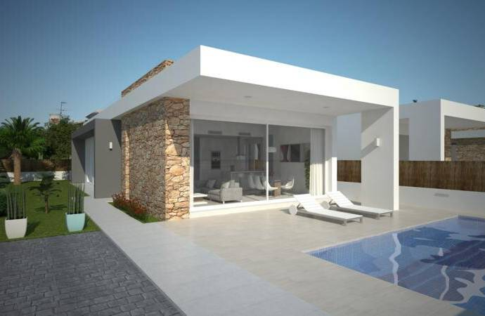 Bild: 4 rum villa på Fristående villor i Torrevieja, Spanien La Siesta-Torrevieja-Costa Bla