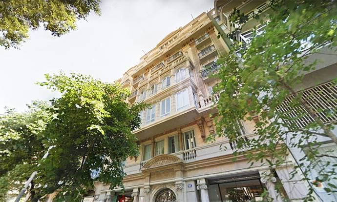 Bild: 3 rum bostadsrätt på EIXAMPLE, Spanien CENTRALT