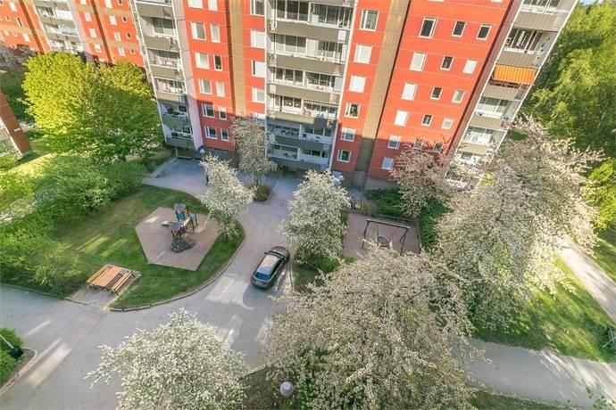Bild: 3 rum bostadsrätt på Stallgatan 11B, Upplands Väsby kommun Smedby