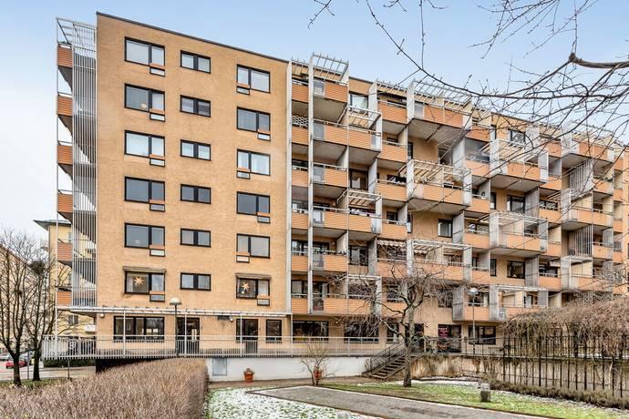 Bild: 2 rum bostadsrätt på Värtavägen 24, Stockholms kommun Östermalm/Gärdet