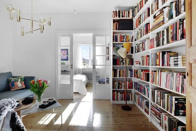 Bild: 3 rum bostadsrätt på Skolvägen 3, Stockholms kommun Gamla Enskede