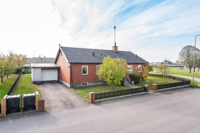 Bild: 4 rum villa på Svelviksvägen  55, Vadstena kommun Kungsvalla