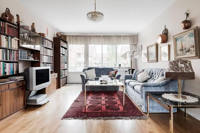 Bild: 4 rum bostadsrätt på Vinggatan 32, 2 tr, Stockholms kommun Skarpnäck