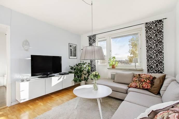 Bild: 2 rum bostadsrätt på Adolfsbergsvägen 16, Stockholms kommun Mariehäll