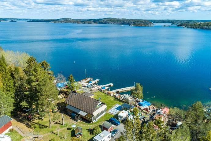 Bild: 6 rum villa på Breviksliden 8, Tyresö kommun Brevik