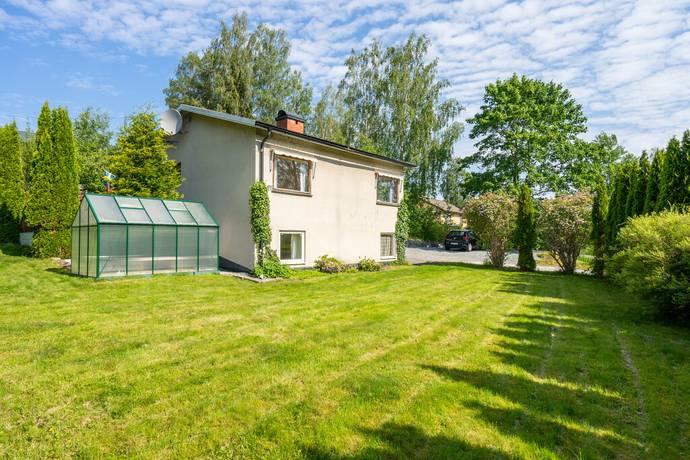 Bild: 3 rum villa på Dalhemsvägen 15, Bengtsfors kommun