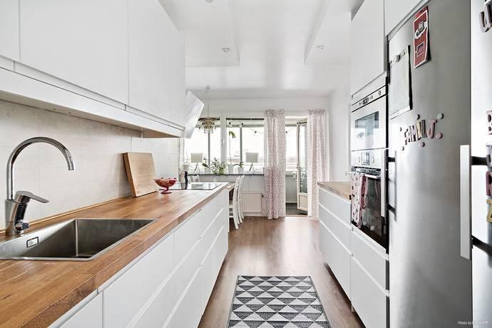 Bild: 3 rum bostadsrätt på Bågevägen 29C, Sundsvalls kommun Bosvedjan