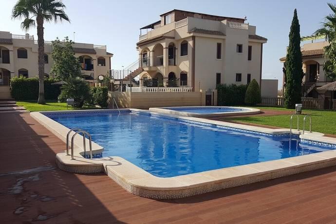 Bild: 3 rum radhus på Trädgård / Pool / Parkering, Spanien Bungalow i markplan