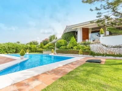 Bild: 3 rum villa på Villa, Marbella - Elviria  - Costa del Sol, ES, Spanien Elviria