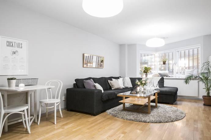 Bild: 3 rum bostadsrätt på Majorsgatan 8, Malmö kommun City