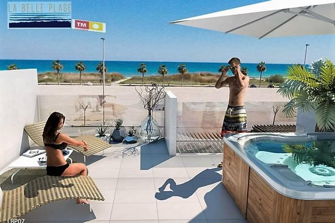Bild: 3 rum villa på La Belle Plage Fase 2 - Torre de la Horadada, Spanien Torre de la Horadada