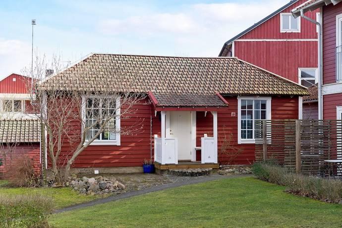Bild: 1 rum bostadsrätt på Stationsterrassen 10, Båstads kommun Båstad - Centralt