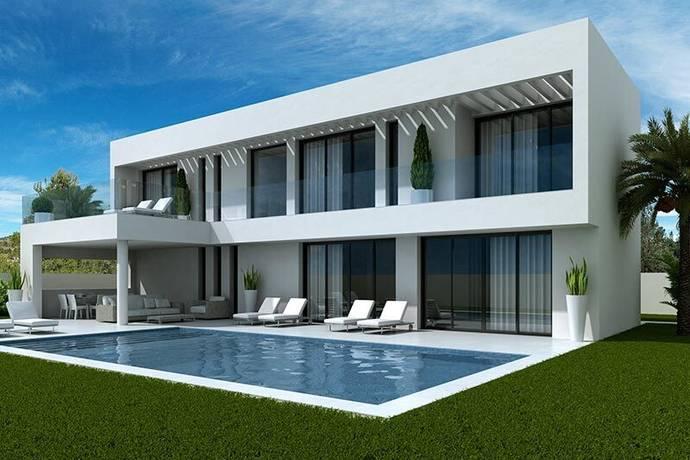 Bild: 5 rum villa på AC_Guadamar, Marina Villas XV, Spanien Alicante