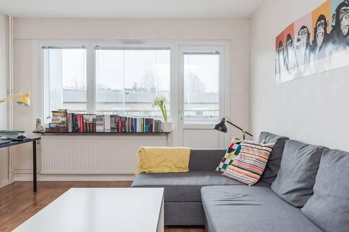 Bild: 3 rum bostadsrätt på Fessingsgatan 1, Borås kommun Hulta