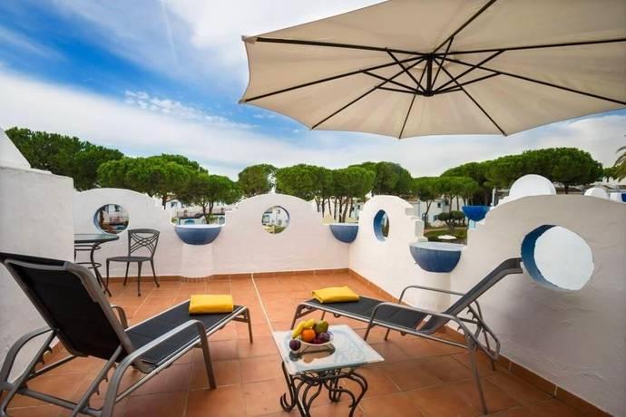 Bild: 3 rum radhus på Strandnära resort i Marbella Cabopino, Spanien Cabopino Marbella, Costa del Sol